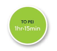 PEI badge